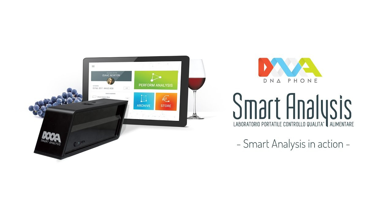 DNA Phone Smart Analysis